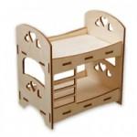 Кукольная мебель - миниатюра