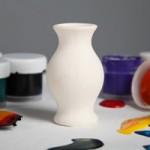 Керамика, пластик, папье-маше