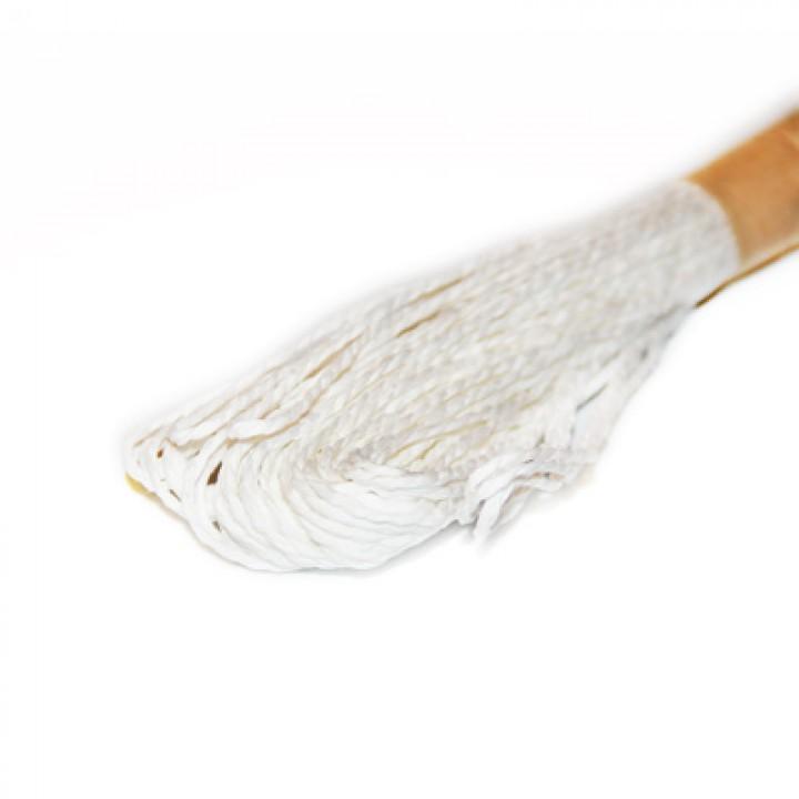 Бумажный шнур - белый