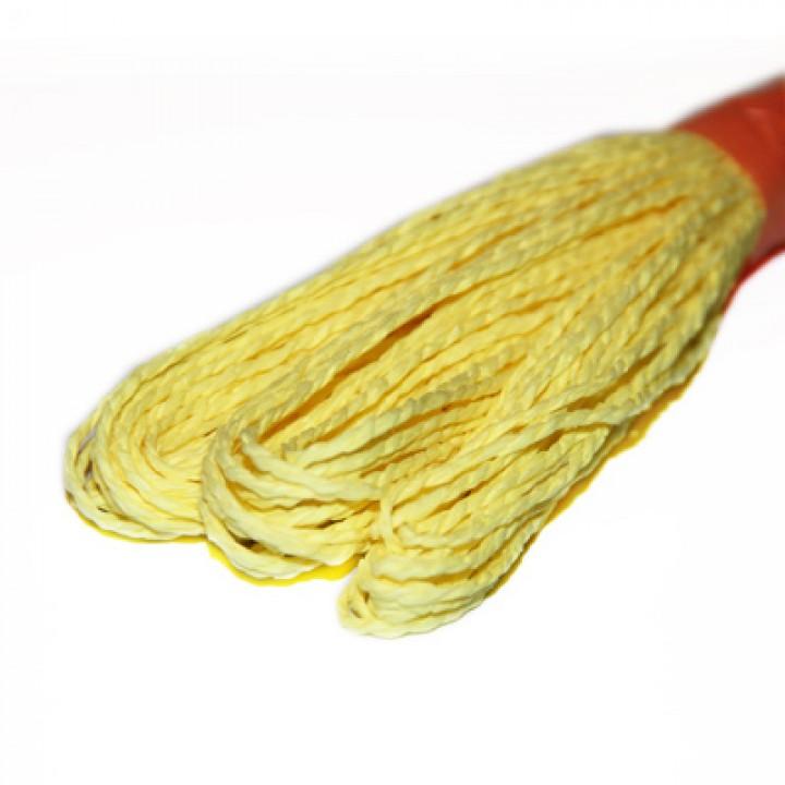 Бумажный шнур - жёлтый