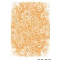 А3/ДБ Фон ажурные цветочки 6