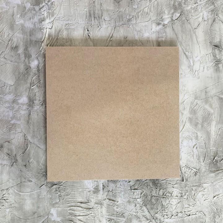 Артборд из МДФ квадрат, 30 см.