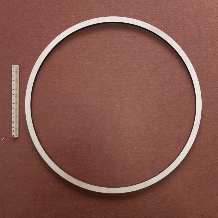 Кольцо для ловца снов, D35см.