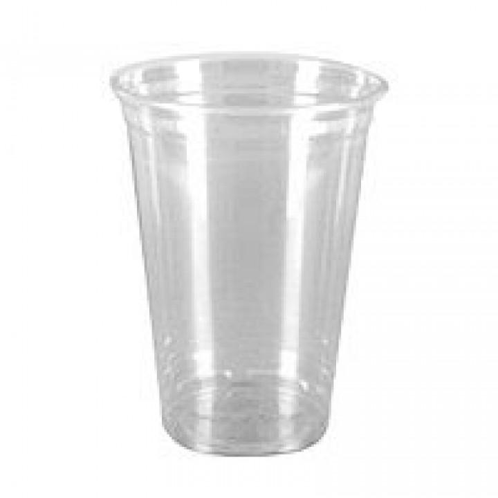Пластиковые стаканы, 500 мл. 5 шт.