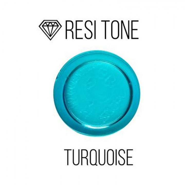 Прозрачный тонер ResiTone, бирюзовый, 10мл.