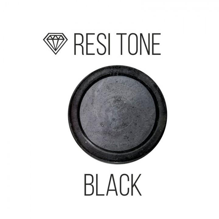 Прозрачный тонер ResiTone, чёрный, 10мл.
