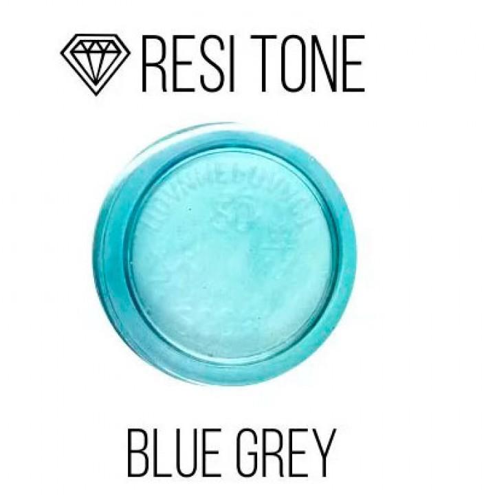 Прозрачный тонер ResiTone, серо-голубой, 10мл.