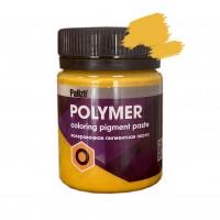Колеровочная паста Polimer, медово-желтый, 50гр.