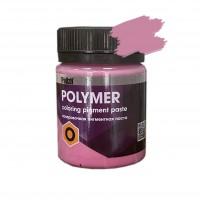 Колеровочная паста Polimer, розовый, 50гр.