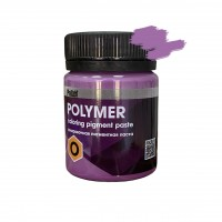 Колеровочная паста Polimer, лиловый, 50гр.