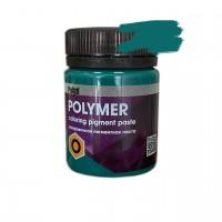 Колеровочная паста Polimer, цвет изумрудный, 50гр.