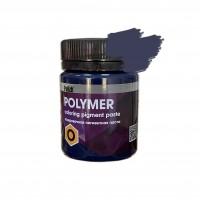 Колеровочная паста Polimer, темный синий, 50гр.