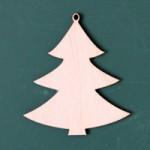 Бирочки с подвесом - новогодние